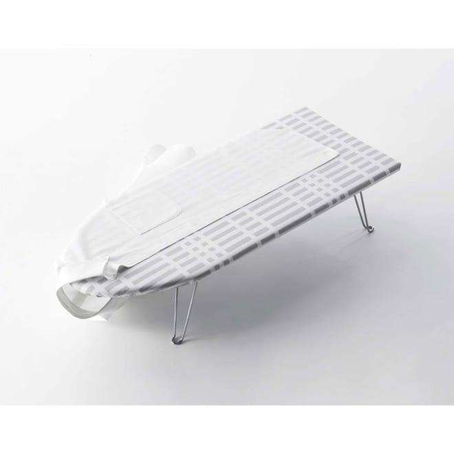 北欧調暮らしの定番 日本製舟型アイロン台