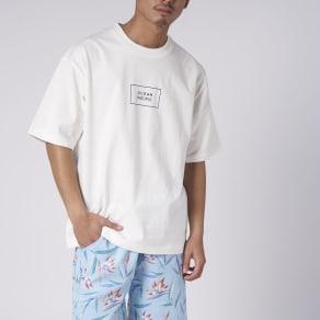 OP(オーシャンパシフィック)/クラシカルデザイン メンズTシャツ 写真