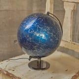 天球儀 ライト 写真
