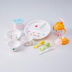 miki HOUSE(ミキハウス)/テーブルウェアセット 10点セット