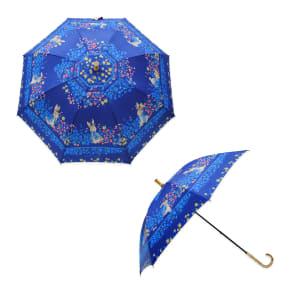 ピーターラビットUVカット晴雨兼用長傘 写真