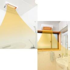 お得な浴室換気乾燥暖房機・脱衣所暖房機セット(標準取り付け工事付き)