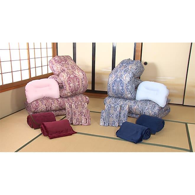 西川の新春初売り特選寝具8点セット(シングル) 新春・初売り企画「西川の豪華寝具セット」。「届いてすぐ使える」フルセットをお届け!他に買い足す必要はありません。