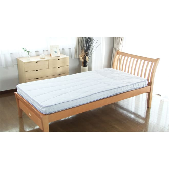 西川 キューブフロートマットレス(シングル) 寝具の老舗「西川」が蓄積したデータをもとに、何度も試作を繰り返し開発した渾身のベッドマットレスが番組初登場!体への負担を、とことん軽減してくれます。 (ア)シルバー