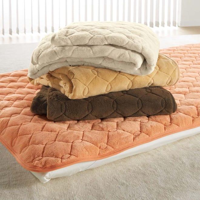 ヒートループDX 「ぬくぬく敷きパッド」(セミダブル) ディノス冬の寝具7年連続販売数NO.1※!中わたの発熱力がパワーアップ!ますます抜け出せない暖かさを生み出します。セットで使えばさらにポッカポカ!電気毛布などに頼りたくない方は特におすすめです。※2012年7月~2019年6月のシリーズ累計販売金額