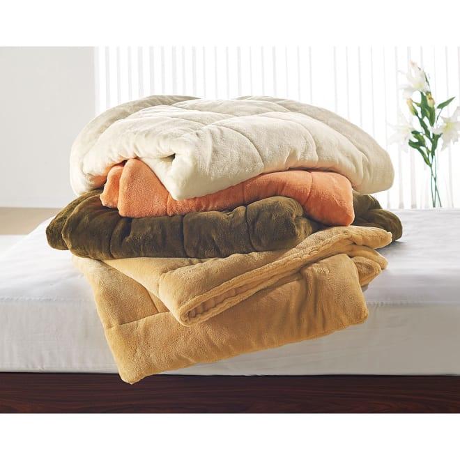 ヒートループDX 「ぬくぬくケット」(ダブル) ディノス冬の寝具7年連続販売数NO.1※!中わたの発熱力がパワーアップ!ますます抜け出せない暖かさを生み出します。セットで使えばさらにポッカポカ!電気毛布などに頼りたくない方は特におすすめです。※2012年7月~2019年6月のシリーズ累計販売金額