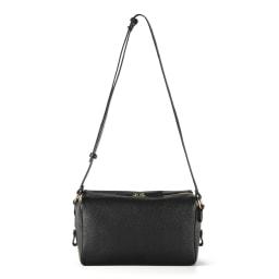 千秋プロデュース 12ポケットバッグ (ア)ブラック…定番ブラックは高級感たっぷり。