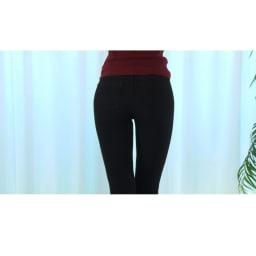美ボディメイクヒップ アウターに響きにくいから、細身のパンツもカッコよく穿けます。
