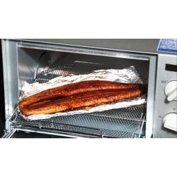 愛知・三河産特選うなぎセット (190g以上×3尾) 【通常お届け】 オーブンで炙るとより香ばしくなります。