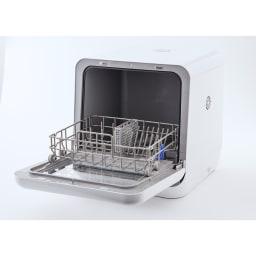 siroca/シロカ 工事の要らない食器洗い乾燥機