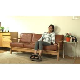 トライウォーカー 自宅で座りながら足裏をケアできる新感覚アイテム