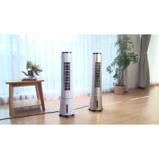 アクアクールファン冷風扇 DCモデル