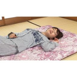 西川 夏のバーゲン寝具セット(シングル6点)・通常お届け ●3層構造敷布団