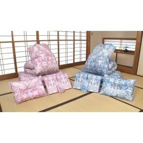 西川 夏のバーゲン寝具セット(シングル6点)・通常お届け 写真