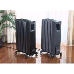 Dimplex/ディンプレックス オイルフリーヒーター B04(タッチパネル式) オイルを使わないオイルフリーヒーター。乾燥しにくい、空気を汚しにくいなどオイルヒーターの良さはそのままに、速暖性と電気代の安さを追求!(ア)ブラック (イ)グレー