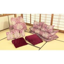 新春初売り 西川の特選寝具 ダブルセット(8点+特典2点付き) 新春・初売り企画「西川の特選寝具セット」。「届いてすぐ使える」フルセットをお届け!他に何も買い足す必要はありません。