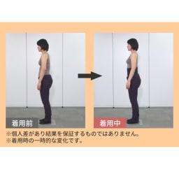 らくらく腹圧ベルト 体幹が安定するので、巻くだけで美姿勢に