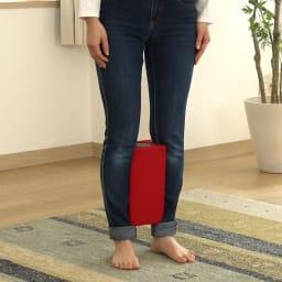 ジェットスリムボディMAX 《リューアルポイント》本体の長さを約4cm短くすることで、より脚にフィットしやすく、挟みやすい形に。