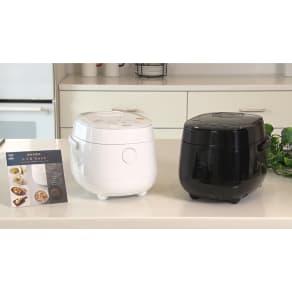 低糖質炊飯器【ディノス限定レシピ付】 写真