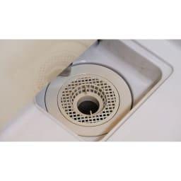 ビューティテック コードレス高圧洗浄機 【こんな場所で活躍!】お風呂場の水垢、排水溝のぬめりに。(after)