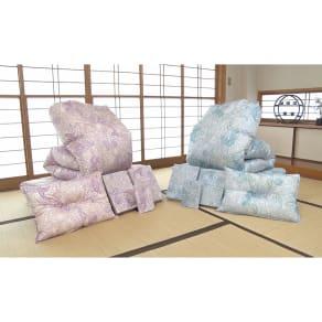 西川 夏のバーゲン寝具セット(シングル6点)・10月お届け 写真