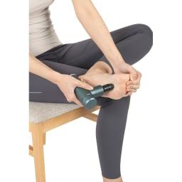 プラチナボディトリガー ピンポイントタイプ…手のひらや足の裏などピンポイントのケアに。