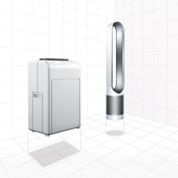 dyson/ダイソン pure cool TP00 空気清浄機能付き扇風機