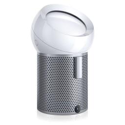 dyson/ダイソン ピュアクールミー 空気清浄機能付き扇風機 BP01 ダイソンの空気清浄機の中で、最もコンパクト。好きな場所に持ち運んで使えます。(ア)ホワイト
