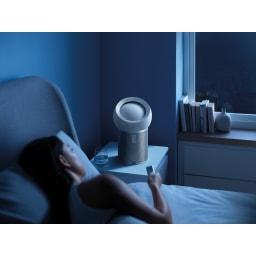 dyson/ダイソン ピュアクールミー 空気清浄機能付き扇風機 BP01 寝室に
