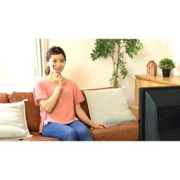WAVY mini/ウェイビーミニ テレビを見ながらでOK!