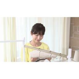 洗濯機プレミアムアダプター 毎日の洗濯で衣類も洗濯槽もキレイになるなんて一石二鳥!