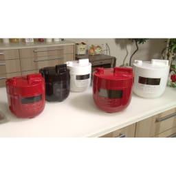 siroca/シロカ ハイブリッド電気圧力鍋(2L) 3~4人に便利な、大きめ4Lタイプもご用意!【おすすめ関連商品】からご購入ください。