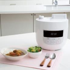 siroca/シロカ ハイブリッド電気圧力鍋(4L)