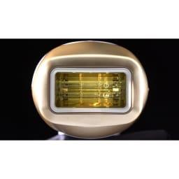 ダブルエピ ルミナスボーテ 業務用と同じ種類のフラッシュ管を2本も搭載。1本でもパワフルなのに、それが2本も入っています。