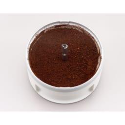 bamix/バーミックス スーパーグラインダー 固いコーヒー豆だって!あっという間にお好みの挽き具合に。