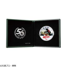 仮面ライダー生誕50周年記念コイン 5oz カラー銀貨  特製ケース入り