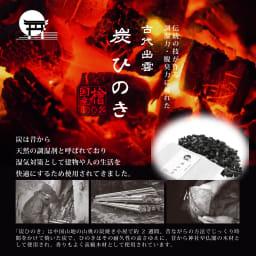 古代出雲 炭ひのき (150g×2個セット)