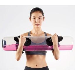 タイカンストリーム アドバンス / TAIKAN STREAM ADVANCE 水の力で体幹を鍛える新感覚トレーニングギア。