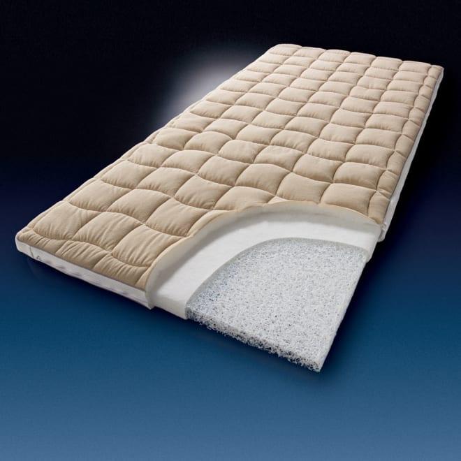 ブレスエアー(R)敷布団NEO(クイーン) ディノス寝具部門売り上げNo.1※!ブレスエアーシリーズ。従来品の良さはそのままに、寝心地がさらに良くなりました。※2018年1月~2018年12月のシリーズ累計売上金額