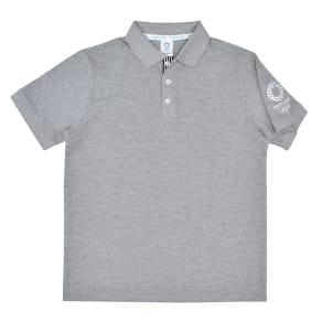 袖刺繍 ポロシャツ YO-08(東京2020 オリンピックエンブレム) 写真