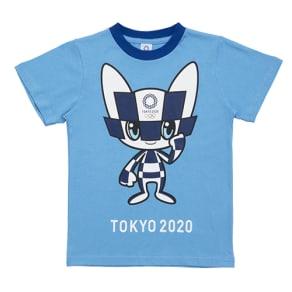 KIDS プリント Tシャツ YO-44(東京2020オリンピックマスコット) 写真