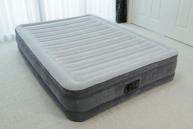 ファイバーテック エアーベッド(ダブル単品) 大人気エアーベッド!エアーベッドでありながら寝心地にもこだわりました。ダブルサイズなら大人2名でも余裕(耐荷重273kg)