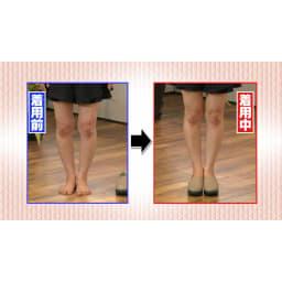 スリムコーチ エクササイズローファー 履くだけで速攻美脚!5cmヒールと特殊ジェルインソールが美脚に導いてくれる!※個人差があり結果を保証するものではありません ※本商品を着用したことによる一時的な変化です