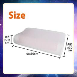 Gゼロ枕Neo お得な2個組 枕を丸めて圧縮パックしてお届けします。