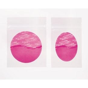 TBC スレンダーパッド2DX専用 交換用ジェルパッド(楕円形4枚・丸形4枚) 写真
