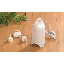 圧縮袋専用電動吸引機エアッシュ 単品