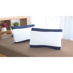 TBC エステナイトピロー お得な2個組 【お得な2個組】TBC初のオリジナル枕!しかも作ったのは寝具の老舗・西川!<br>TBCと西川が睡眠の質に徹底的にこだわって生まれた本気の枕です。