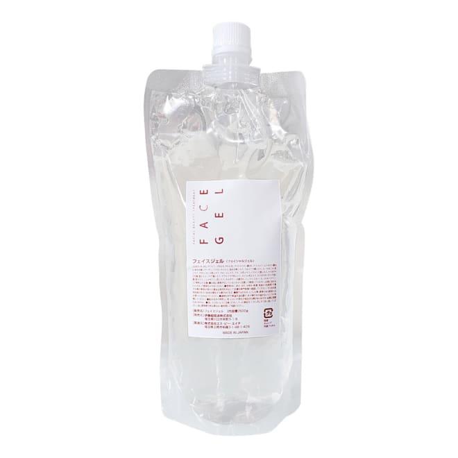おトクな詰め替え用 シェイプビート7 フェイス専用ジェル(500g・リフィル) 内容量では1番おトクな詰め替え用リフィルタイプ(500g)
