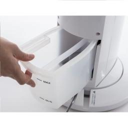 クーリングファン 冷風扇 タンクは取り外し可能なのでお手入れラク