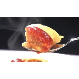 三代目たいめいけん茂出木浩司シェフ監修<br />オムライス20食 名店の味をご自宅で!